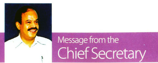 Message From Cheif Seceratry