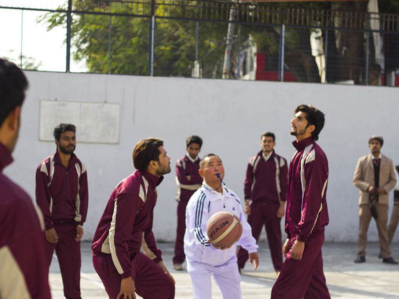Sports Facilities - Sai Institute - Sai Group Of Institution - (sipas)